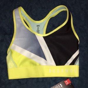 Under Armour Womens Sports Bra-NWT-Size: XS